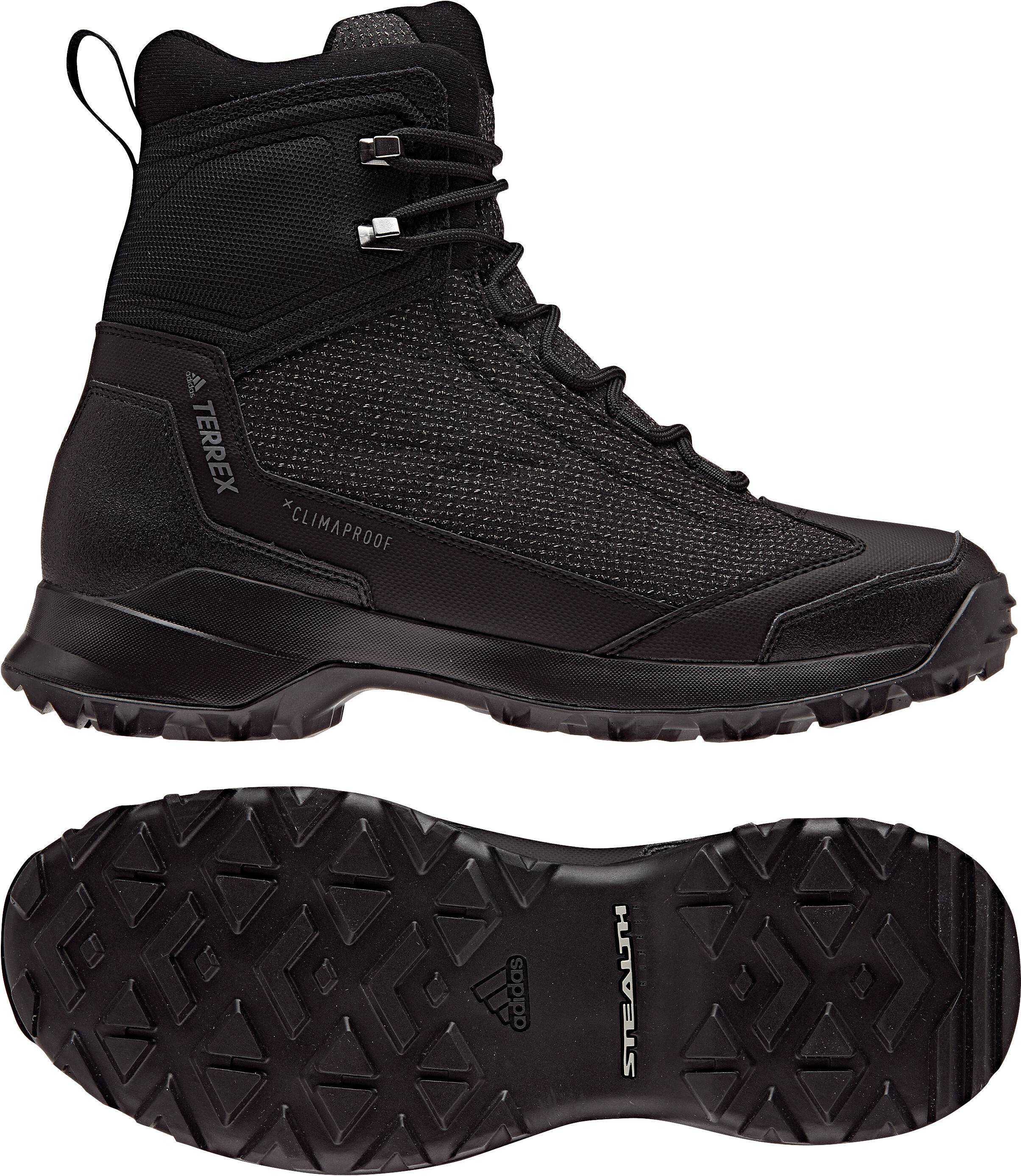 preview of buying new top fashion adidas TERREX Heron Winter High-Shoes Men core black